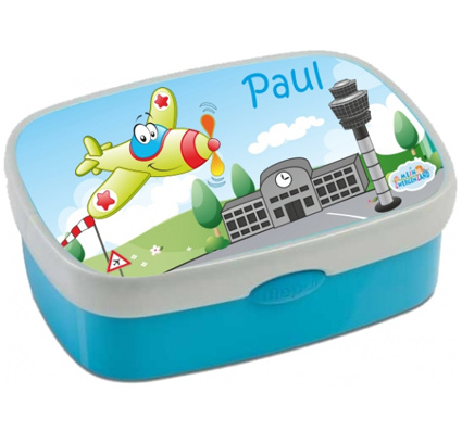 lunch box rosti mepal with name and desired motif direct printing no sticker ebay. Black Bedroom Furniture Sets. Home Design Ideas