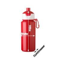Trinkflasche Campus Pop-Up